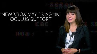 CNET News - New Xbox may bring 4K, Oculus support