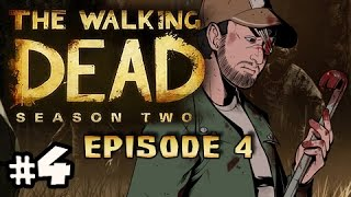 STEALING IS BAD - The Walking Dead Season 2 Episode 4 AMID THE RUINS Walkthrough Ep.4
