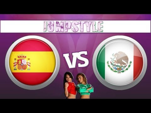 Video: Best Jumpstyle girls from Mexico & Spain!  - Sexy Jumpstyle video. Gražių merginų