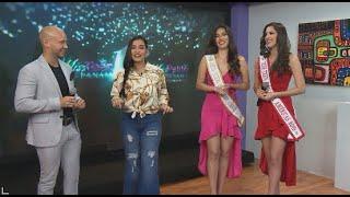 Invitado: Ismael Moscoso, Director de Miss Teen Panamá