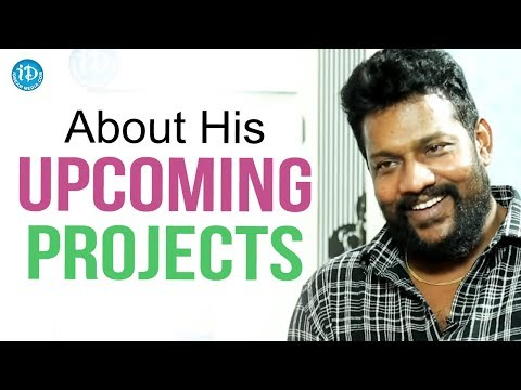 Prabhakar About His Upcoming Projects || Talking Movies With iDream