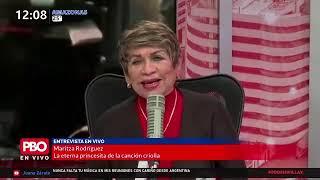 La eterna princesita de la canción criolla Maritza Rodríguez PARTE 1 |  CHEMA SALCEDO ???????? PBO