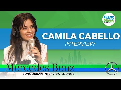 connectYoutube - The Reason Why Camila Cabello Thinks It's Important To Write Your Own Songs | Elvis Duran Show