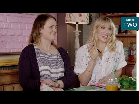 School fundraiser or Hollywood gala? - Motherland: Episode 2 - BBC Two