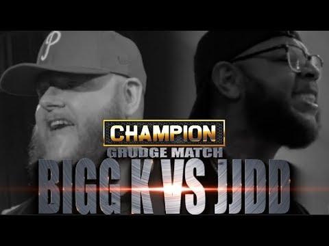 CHAMPION | BIGG K VS JOHN JOHN DA DON - Rare Breed Ent.