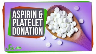 Why Can't You Donate Platelets After Taking Aspirin?