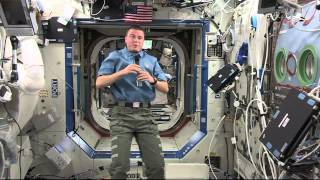 NASA Astronaut ISS Crew Member Reid Wiseman Discusses Life in Space with ABC's