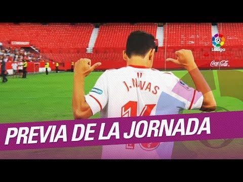 Previa de la Jornada 01 LaLiga Santander 2017/2018