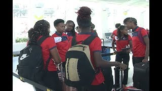 SPORT: U-20 Women Footballers Off To Dominican Republic For WC Qualifiers