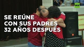 Un hijo que fue secuestrado se reencuentra con sus padres tres décadas más tarde I RT Play
