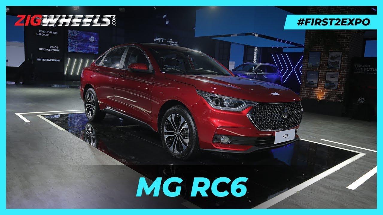 MG RC6 2020 India   Split Personality!   ZigWheels.com