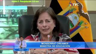 COE Nacional suspende autorización de retorno a clases presenciales