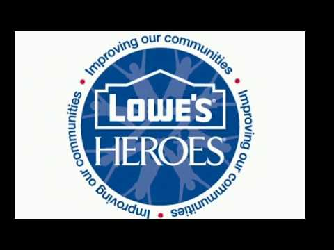 Lowe's of Washington, D.C. 2017 Lowe's Heroes project with City Blossoms