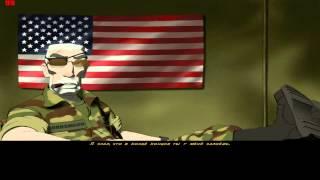 Прохождение Runaway 2: Сны черепахи Часть 4: Знакомство с полковником Кордсмайером