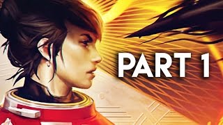 Prey Walkthrough Part 1 - Prey Gameplay 2017 FULL GAME (PS4 PRO)