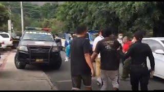 Presuntos asaltantes fueron capturados en Amatitlán