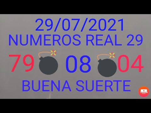 GANAS LAS LOTERIAS HOY JUEVES 29 DE JULIO DEL 2021