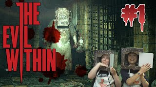 The Evil Within #1 - Box Heads!