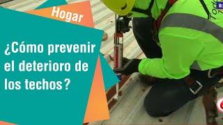 ¿Cómo prevenir goteras en la casa | Hogar