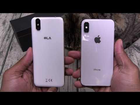 The $99 iPhone X Look-Alike