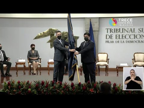 TSE - Convocatoria Elecciones Nacionales 2022