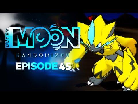 connectYoutube - ZERAORA ZIPS IN - Pokémon ULTRA Sun & Moon RANDOMIZER Nuzlocke Episode 45!