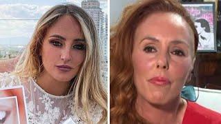 Inesperadas declaraciones de Rocío Flores contra Rocío Carrasco , Carlota Corredera y Fidel Albiac