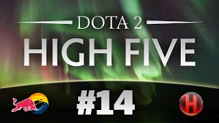 Dota 2 High Fives - Ep. 14 [Red Bull Weekly]