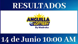Lotería Anguilla 10:00 AM Resultados de hoy