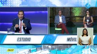 Resultados Mesa de Diálogo sobre Crisis Fiscal, entrevista con Ilka Treminio y Jorge Coronado