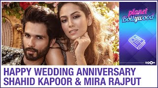Happy Anniversary Shahid Kapoor & Mira Rajput: Their first meeting, engagement and more - ZOOMDEKHO