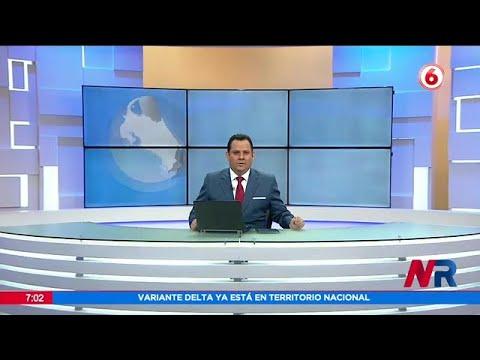 Noticias Repretel Estelar: Programa del 26 de Julio del 2021