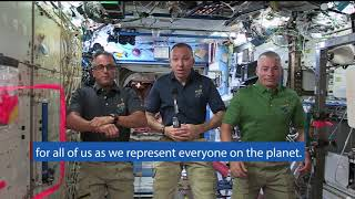OST ISS Message