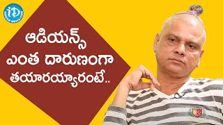 Rakesh Master About Audiences Perception | Talking Movies with iDream | iDream Movies - IDREAMMOVIES