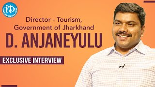 Government of Jharkhand Tourism Director Anjaneyulu Dodde Exclusive Interview | Dil Se With Anjali - IDREAMMOVIES
