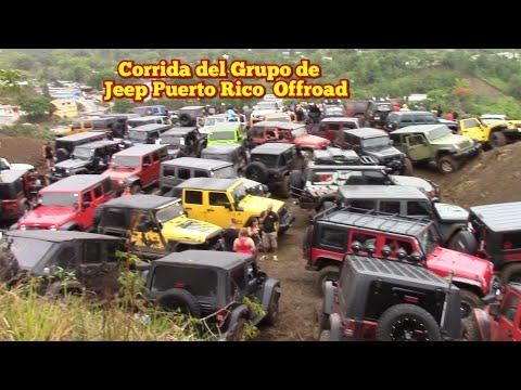 Aniversario  Grupo de Jeep Jk Puerto Rico