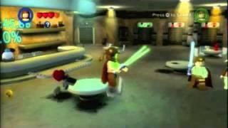 Lego Star Wars The Complete Saga Walkthrough Part 1