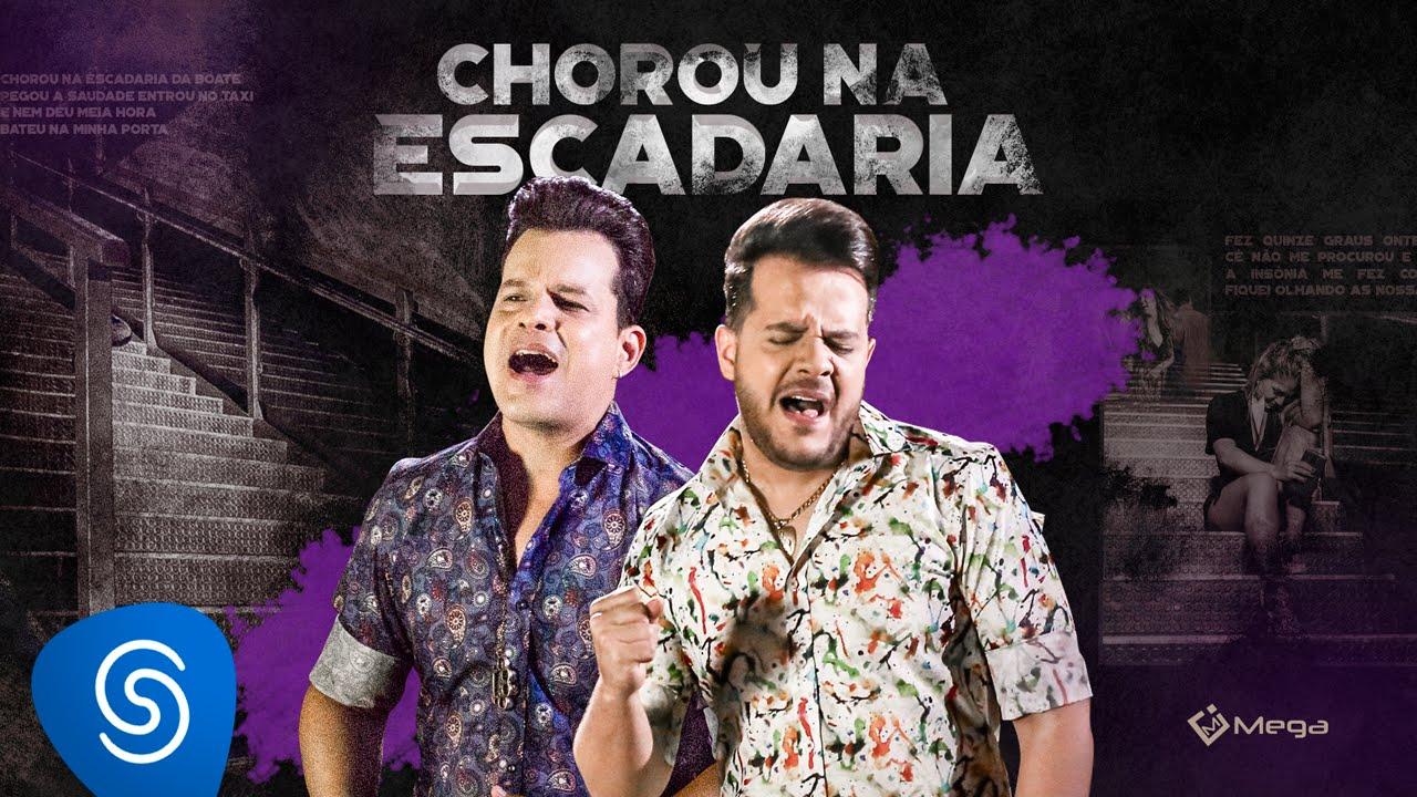 Chorou na escadaria - João Neto e Frederico