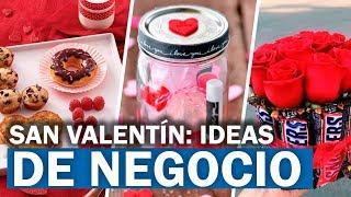 Día de San Valentín: ideas de negocio | LOS TIPS DEL EMPRENDEDOR