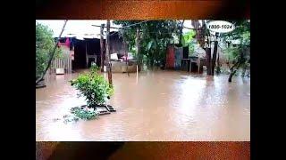 Fuertes lluvias siguen causando daños y destrozos