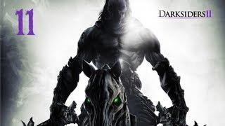 Прохождение Darksiders 2 - Часть 11 — Ливневый форт