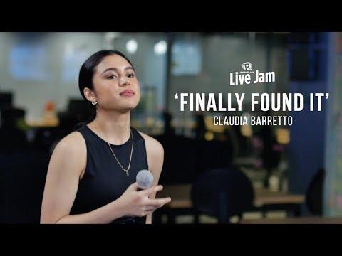 'Finally Found It' – Claudia Barretto