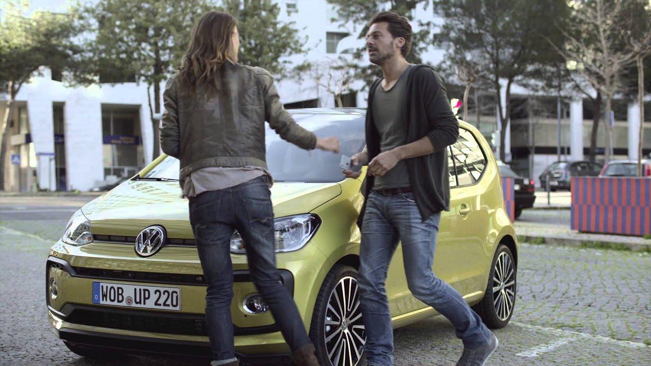2016 VW up! facelift - Video Debut