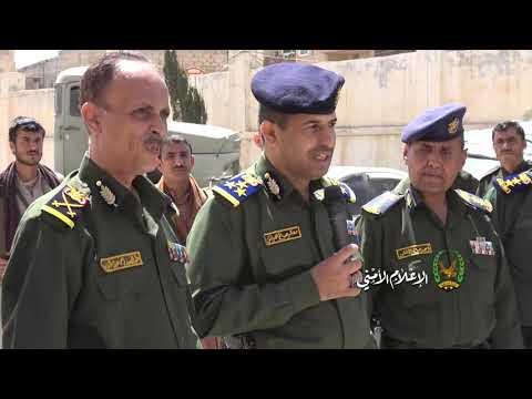 مفتش عام وزارة الداخلية ومدير شرطة العاصمة يكرمان 9 ضباط من منتسبي شرطة شملان