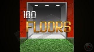 100 Floors Walkthrough Levels (1-15)