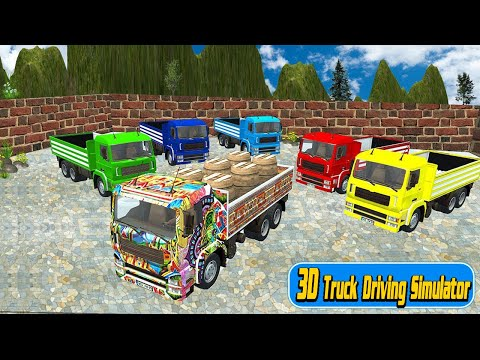 Real Driving Games >> Truck Driving Games Simulator Truck Games 2019 2 0 024