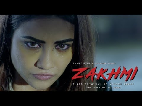 ZAKHMI SONG LYRICS - Sonal Pradhaan | Vikram Bhatt Web Original
