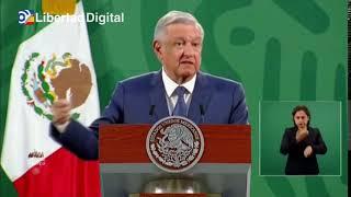 El presidente de México, López Obrador, positivo en Covid-19