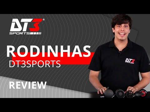 Rodinhas DT3sports - Review