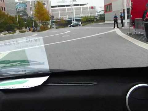 REVA NXR Electric Car First Test Drive